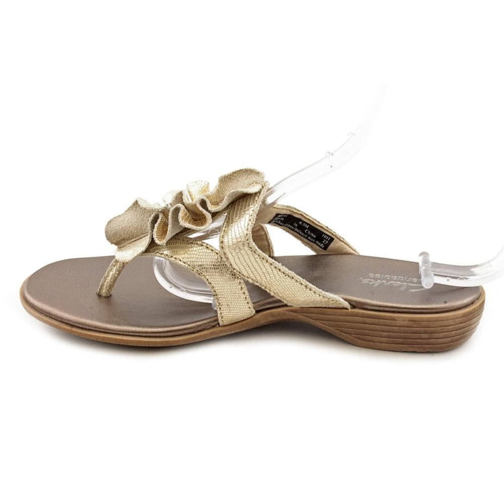 90dd6adbd Shop Clarks Women s  Dusk Azore  Distressed Leather Sandals - Free Shipping  On Orders Over  45 - Overstock - 8042954