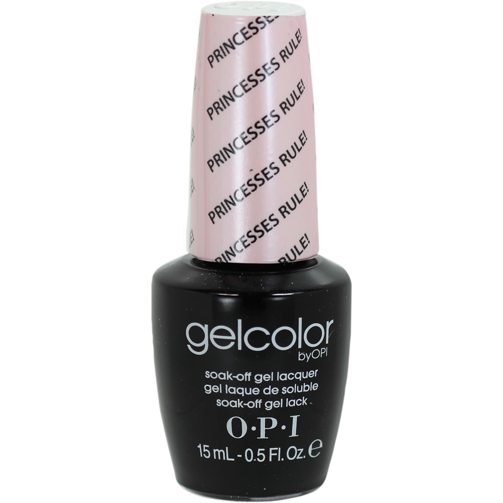 Opi Gelcolor Princesses Rule Free Shipping On Orders Over 45 8043634