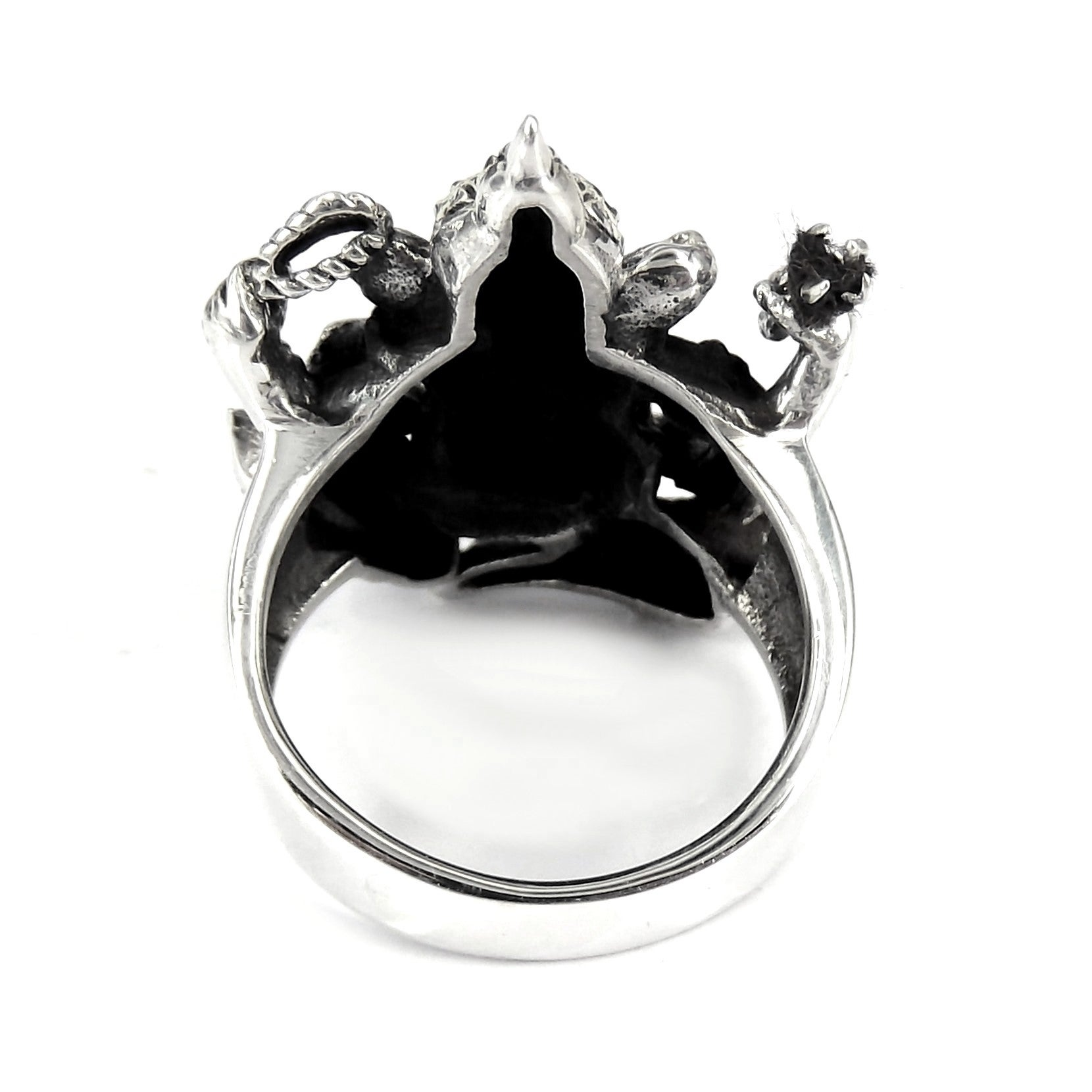 product by silver notonthehighstreet engagement sterling original attic elephant rings com ring little