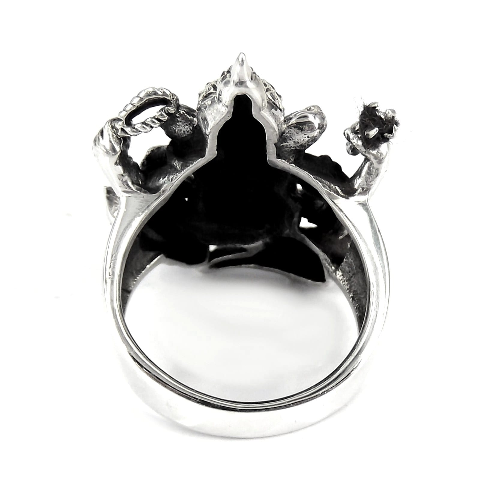 elephant exclusivity sterling by designexclusivity product rings large silver pendant design engagement sil