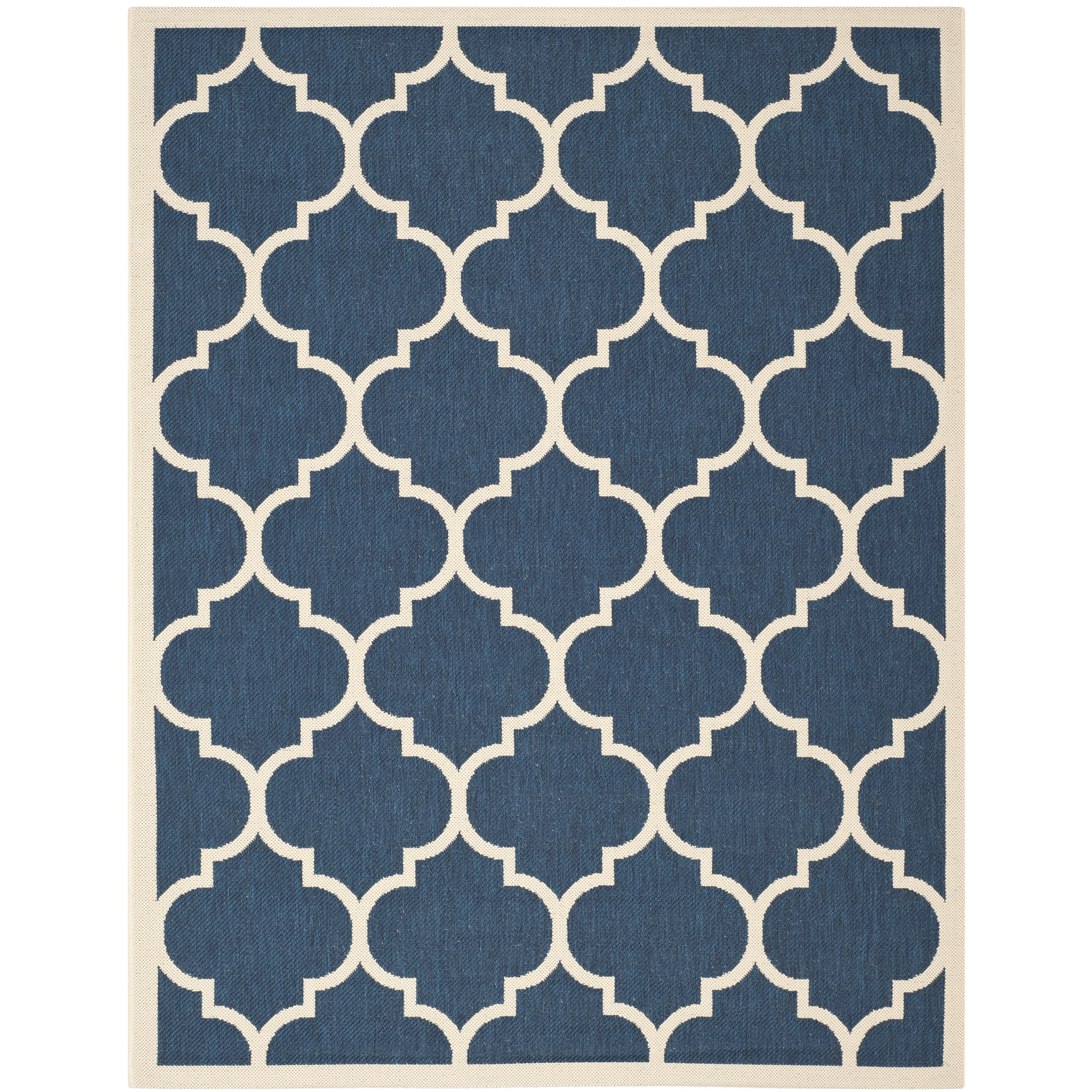 Navy Outdoor Rug 8x10 Uniquely Modern Rugs
