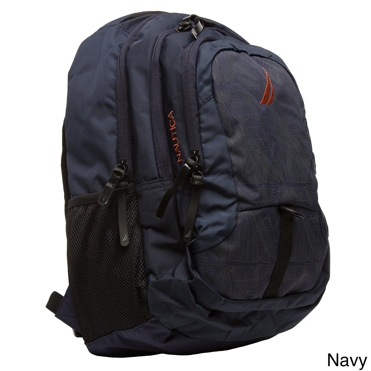 6b421212d Shop Nautica 15-inch Laptop Backpack - Free Shipping On Orders Over $45 -  Overstock - 8076133