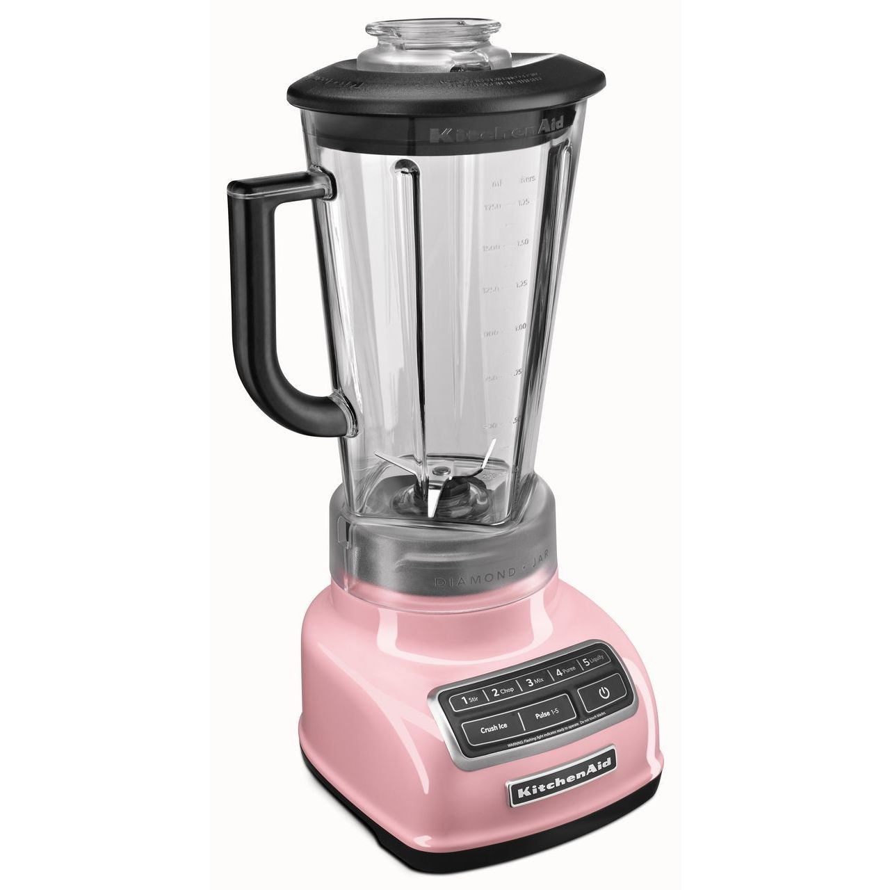 Shop KitchenAid KSB1575 5-Sd Diamond Blender - Free Shipping ... on vortex blender, breville bbl605xl hemisphere control blender, margaritaville blender, 25 diamond blender, nutribullet ninja blender, best smoothie blender, black diamond blender, vitamix 5200 blender, orange juice blender, cuisinart diamond blender, red blender, blendtec blender, kitchen blender, cuisinart hand blender, cobalt blue vitamix blender, color blender, oster blender, kenwood kmix hand blender,