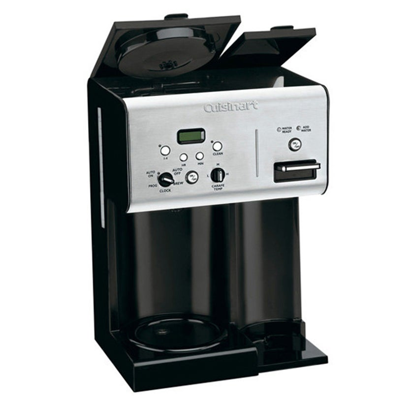 Cuisinart Chw 12 Cup Programmable Coffee Maker With Hot Water System Refurbished Free Shipping Today 8082624