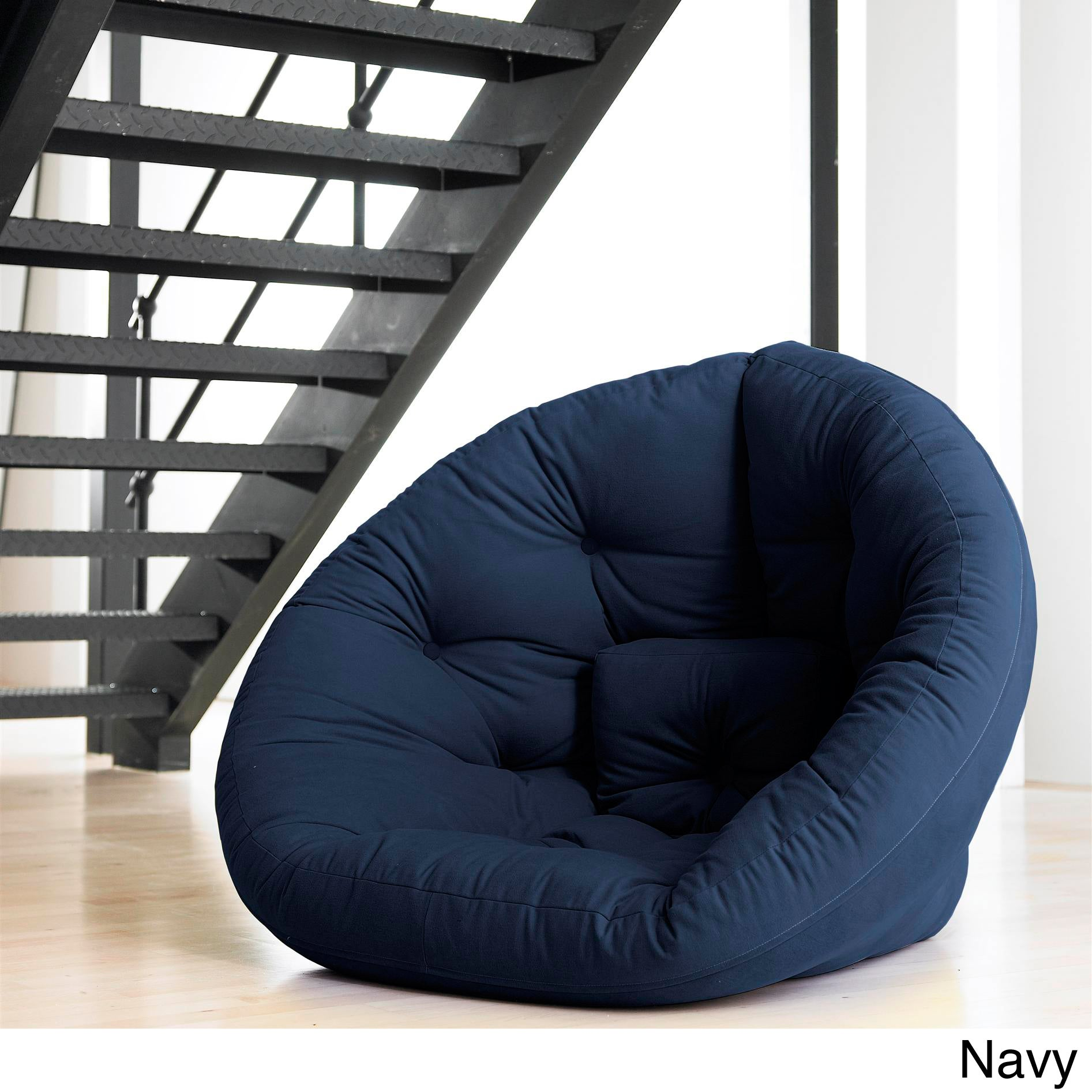 Fresh Futon Nest Convertible Chair Bed Free Shipping Today Com 8085372