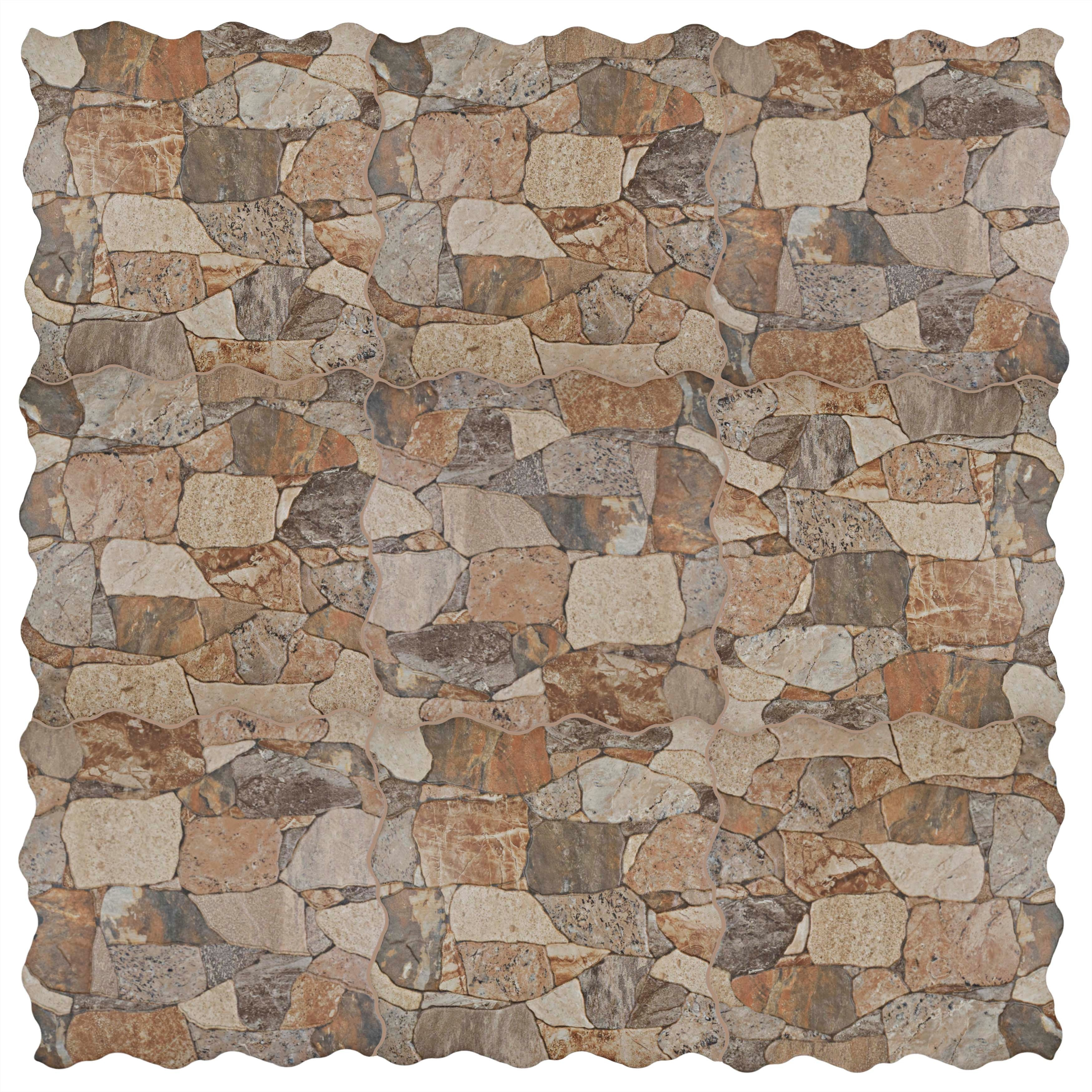 Somertile 1775 x 1775 inch atticus gris stone look ceramic floor somertile 1775 x 1775 inch atticus gris stone look ceramic floor and wall tile case of 7 free shipping today overstock 15438740 dailygadgetfo Image collections