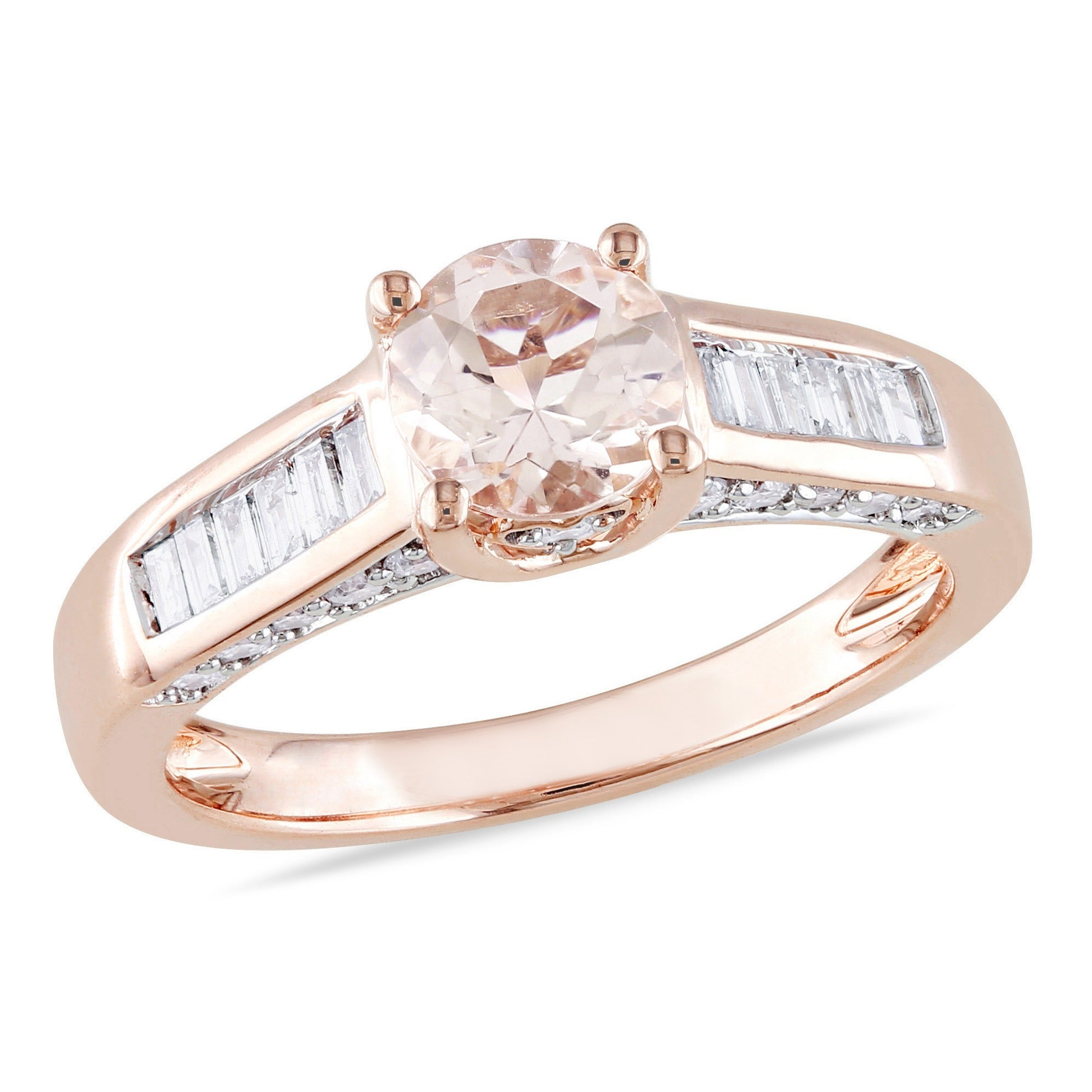my topic morganite new ring rings wedding