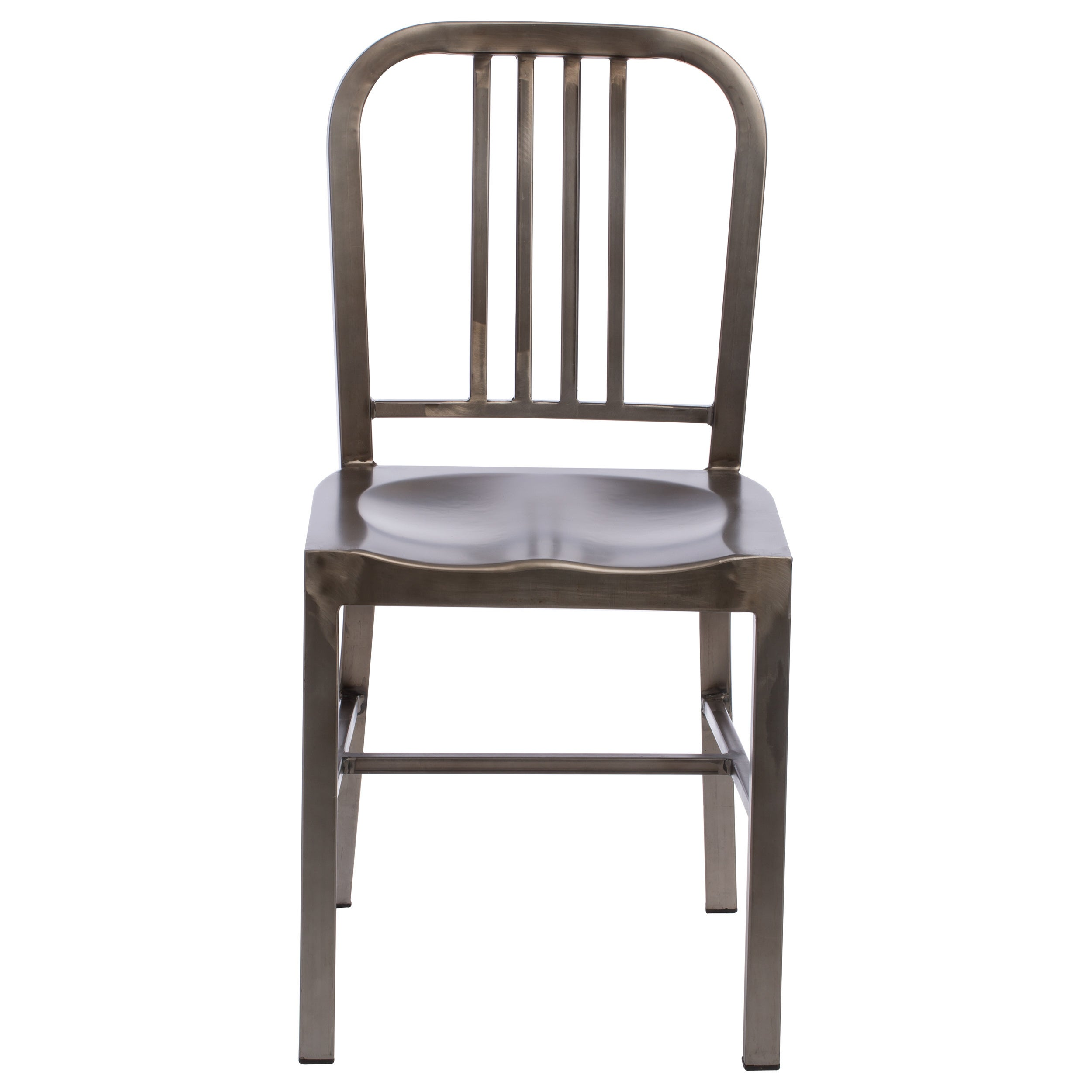 armless chairs vintage pack chair dp metal amazon antique back ca sky blue and office home bristow seat kitchen star