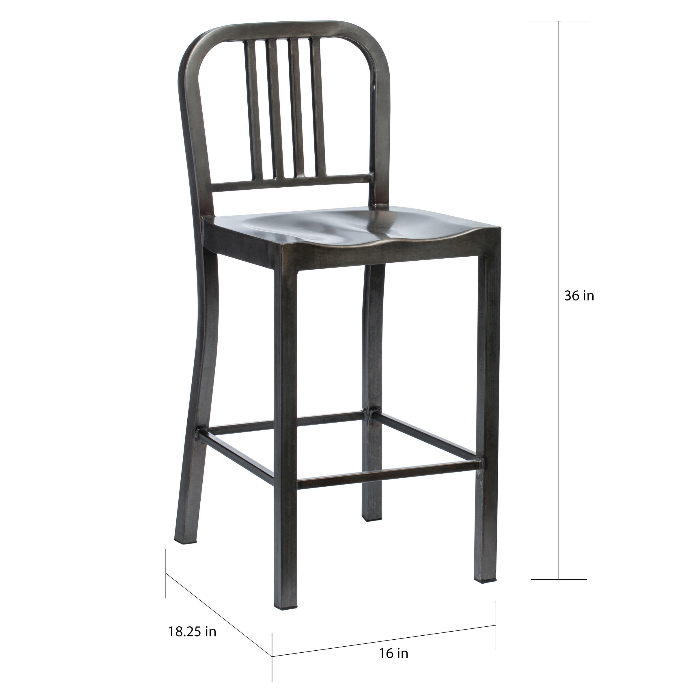 barstool stool stools com back king amazon bar inside elegant with rural stylish pc flash buffalo tools metal regard black furniture crown to
