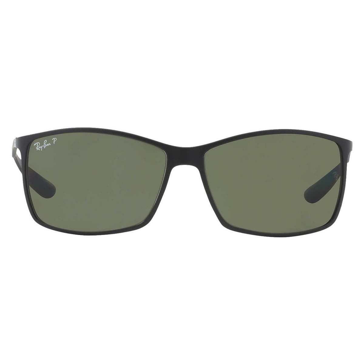 2c2d1e2d276 Shop Ray-Ban Tech Unisex Liteforce Matte Black Polarized Sunglasses - Free  Shipping Today - Overstock - 8099575