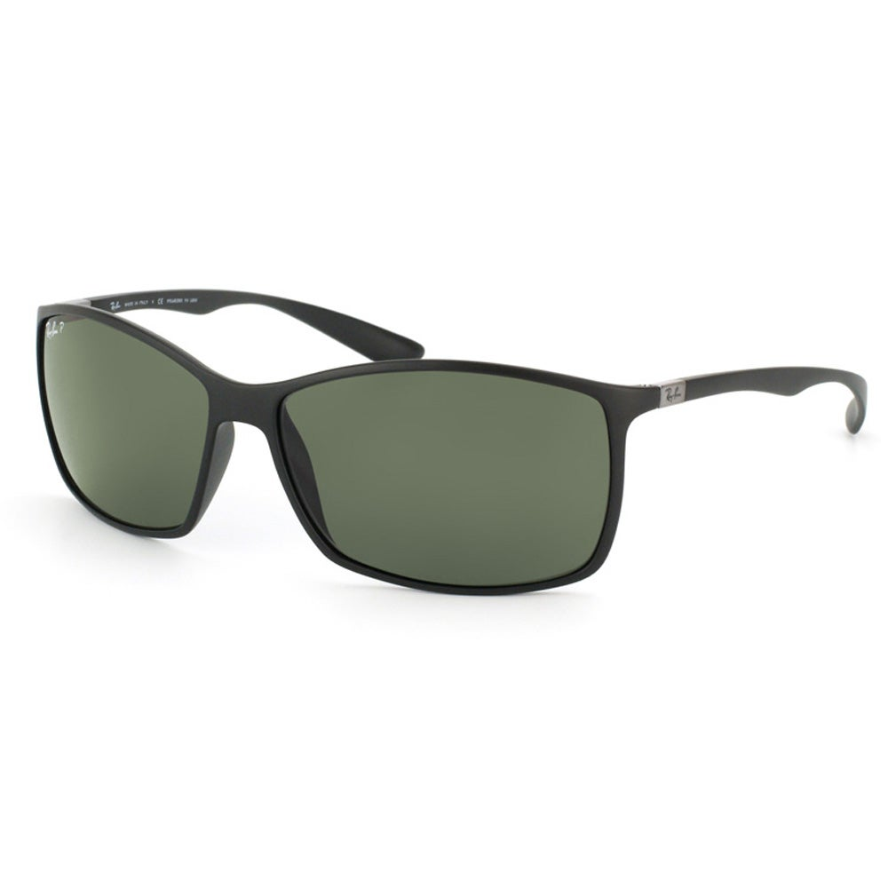8d94d611eb2e2 Shop Ray-Ban Tech Unisex Liteforce Matte Black Polarized Sunglasses - Free  Shipping Today - Overstock - 8099575
