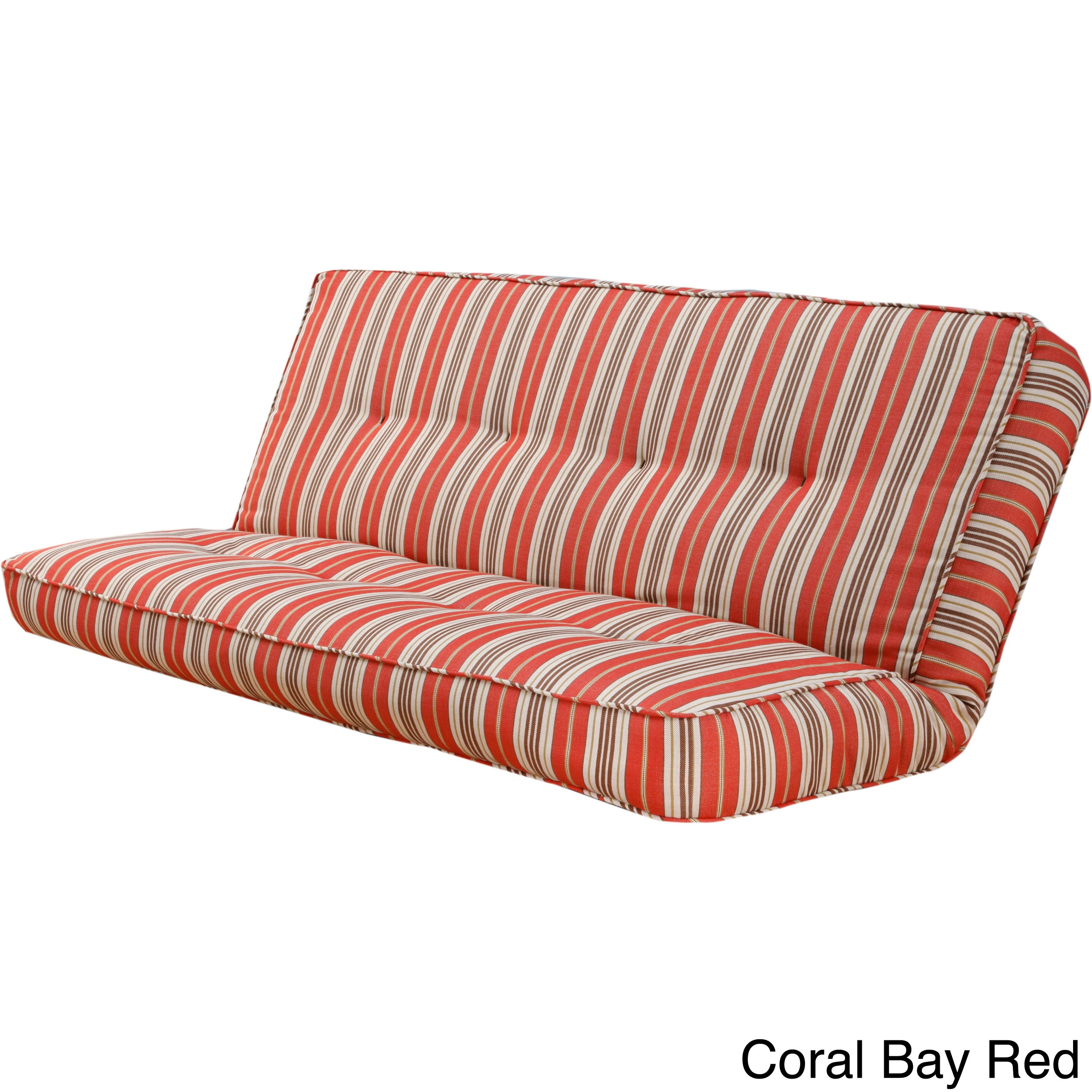 Somette Stripe Full size Futon Cover Free Shipping Today
