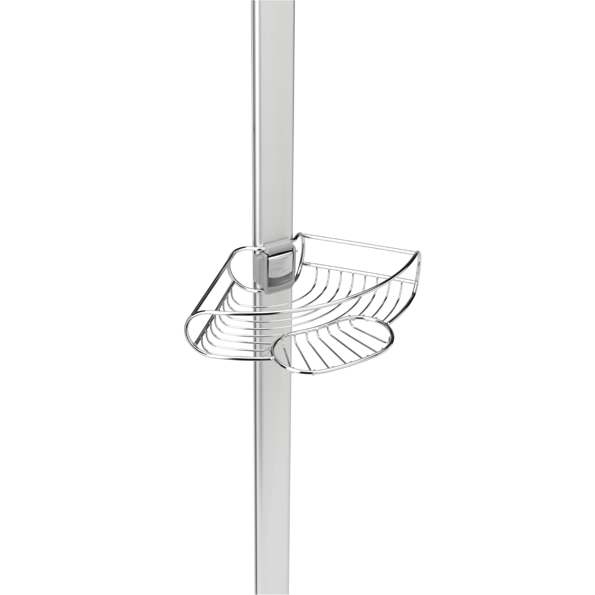 Simplehuman Adjustable Tension Shower Caddy - Free Shipping Today ...