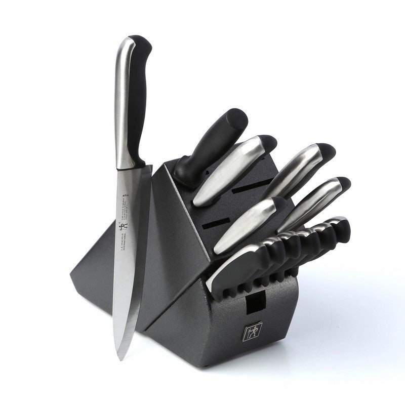 John Boos CUCE50 Cucina Elegante Drop Leaf Kitchen 50 Inch X 20 Inch Cart  With Henckels 13 Piece Knife Block Set   Free Shipping Today    Overstock.com   ...