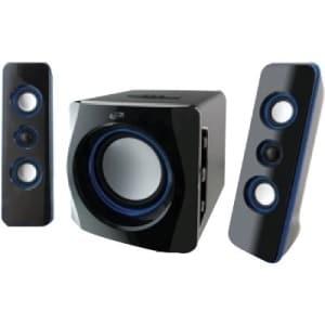 bb10776d011 Shop iLive IHB23B 2.1 Speaker System - 150 W RMS - Wireless Speaker(s) -  Bookshelf - Black