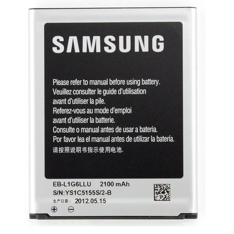 Shop Samsung Rechargeable Standard OEM Battery EB-L1D7IBA for Samsung  Galaxy S II T989 - On Sale - Free Shipping On Orders Over $45 -  Overstock.com - ...