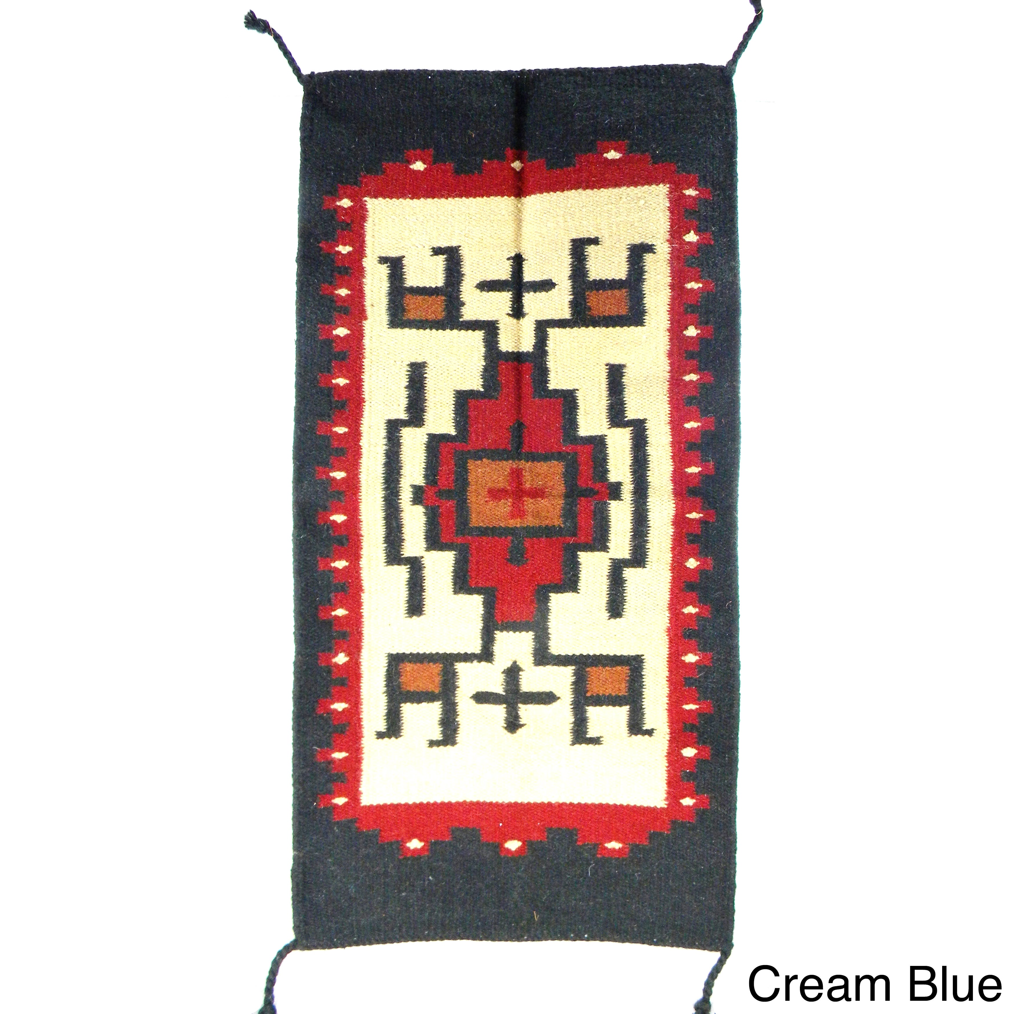 Mexican Style Indoor Outdoor Area Rug Mat Free Shipping Today