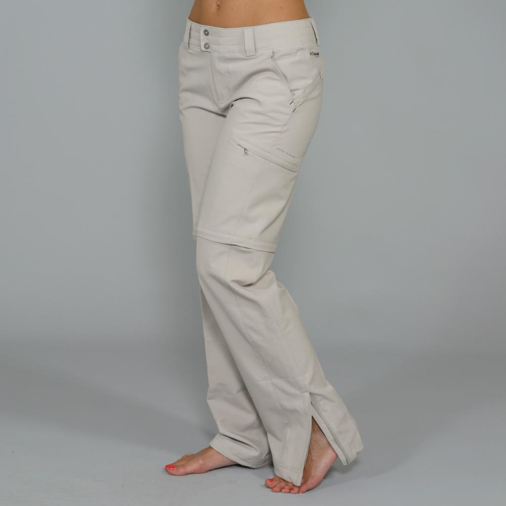 5554ee2d87 Shop Columbia Women's Silver Ridge Stretch Convertible Pants - Ships To  Canada - Overstock - 8151846