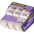 Scotch Giftwrap Tape .75 inch x 300 inch (3 Pack)