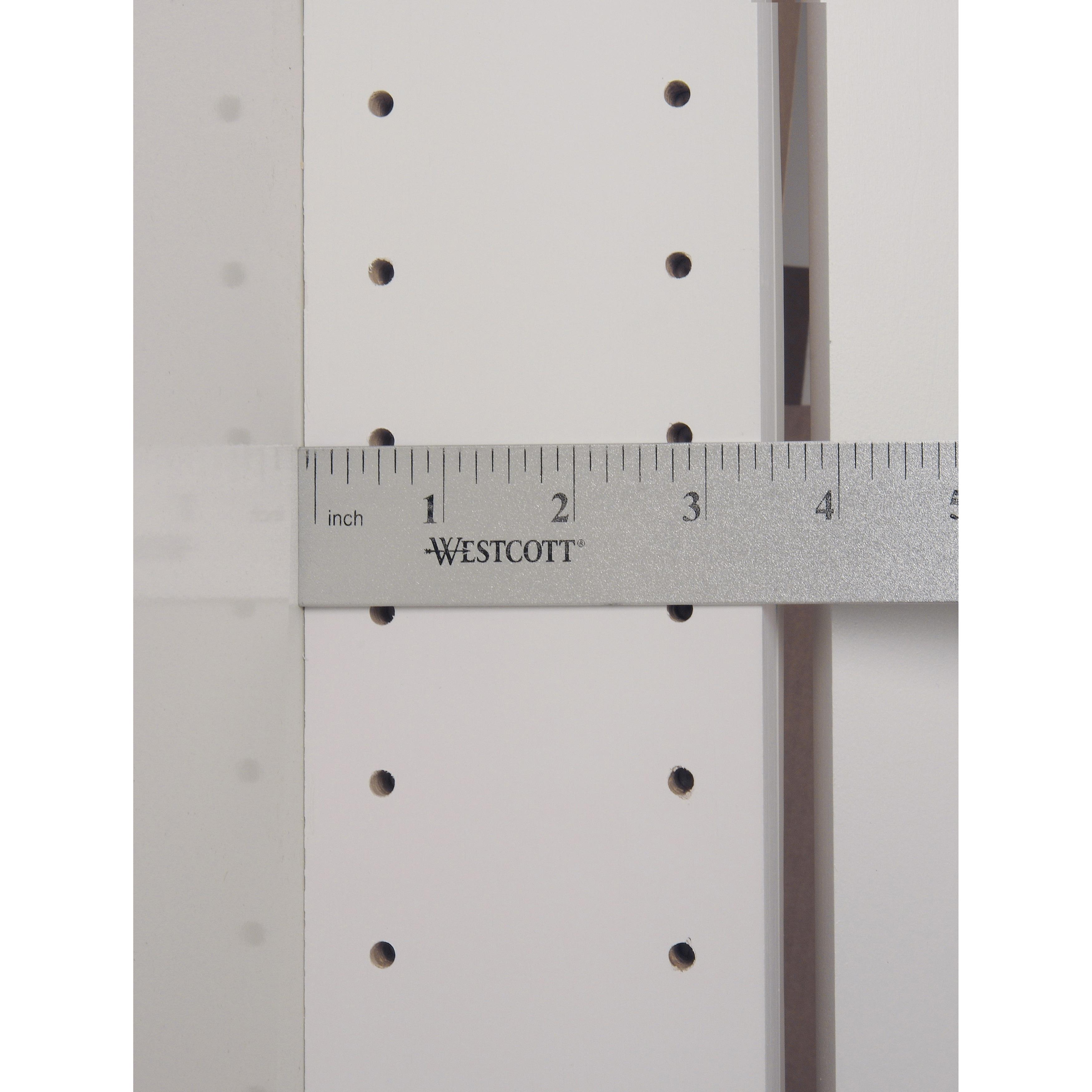 Shaker Style Frameless Recessed In-wall Bathroom Medicine Storage ...
