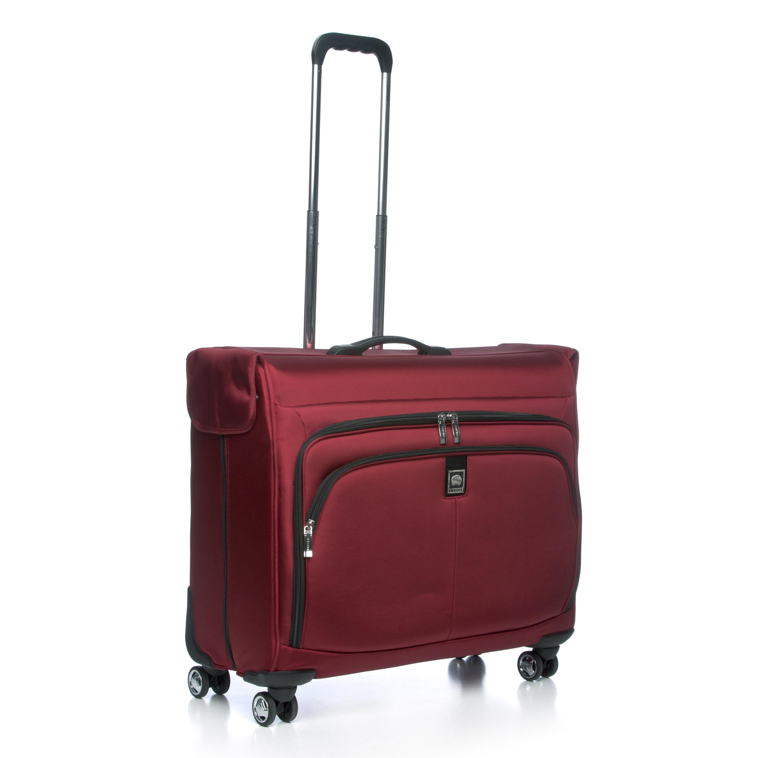 1835705d9d Shop Delsey Luggage Helium Ultimate Rolling Spinner Garment Bag ...