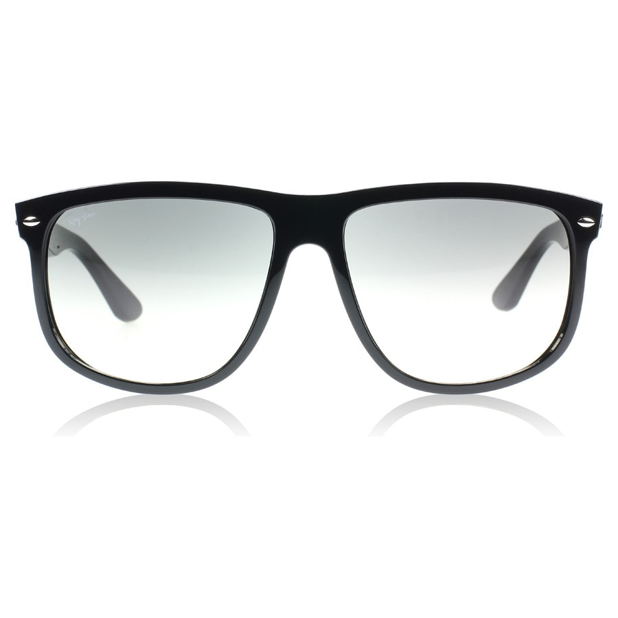 6e53d23dc9 Shop Ray-Ban RB4147 Waycat Black  Crystal Grey Modern Sunglasses - Free  Shipping Today - Overstock - 8199148