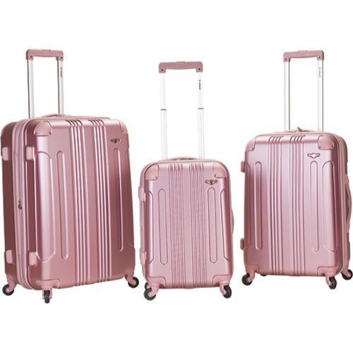 Rockland 3 Piece Sonic ABS Upright Set Pick A Best For Sale Find Great Cheap Price Pay With Visa For Sale 7vujL