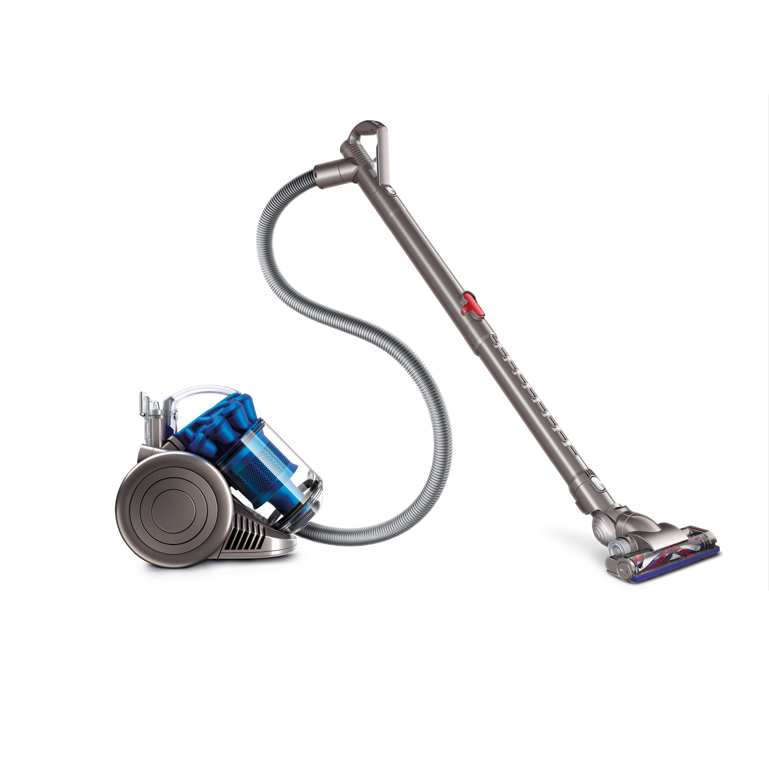 Shop Dyson DC26 Multi Floor Compact Canister Vacuum (Refurbished) - Free  Shipping Today - Overstock.com - 8214613