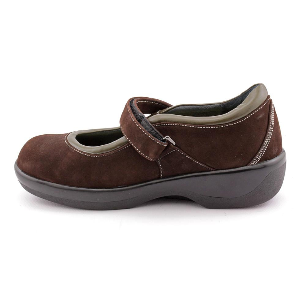 e720fedf054 Shop Ambulator Women s  B6100  Nubuck Casual Shoes - Extra Wide (Size 9 ) -  Free Shipping Today - Overstock - 8216136