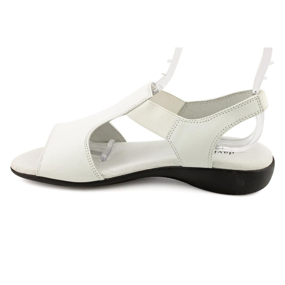 92a4ec5df643 Shop David Tate Women s  Florence  Leather Sandals - Extra Wide (Size 6 ) -  Free Shipping Today - Overstock - 8222303