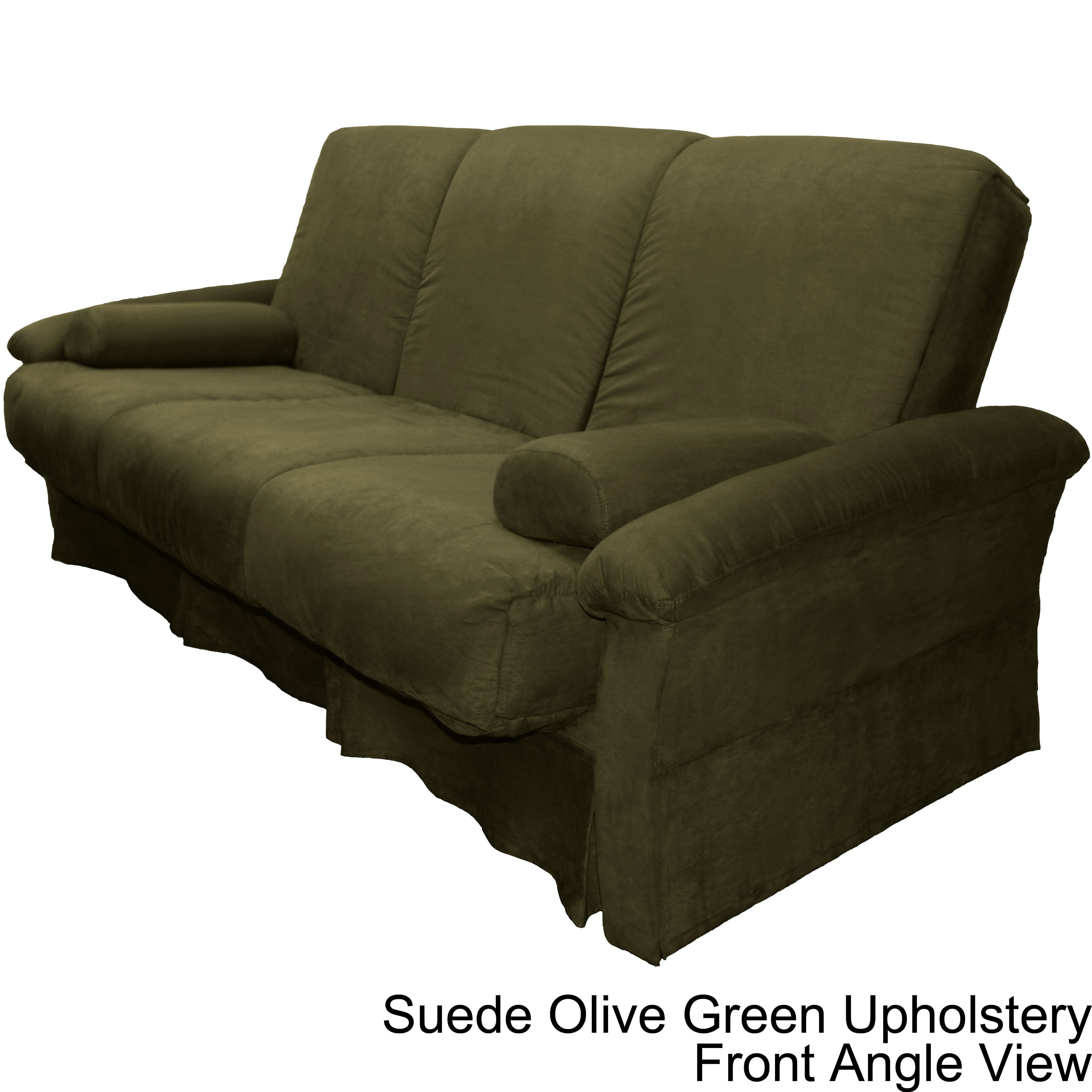 Covered Pillow top Mattress and Futon or Chair Sleeper Set Free