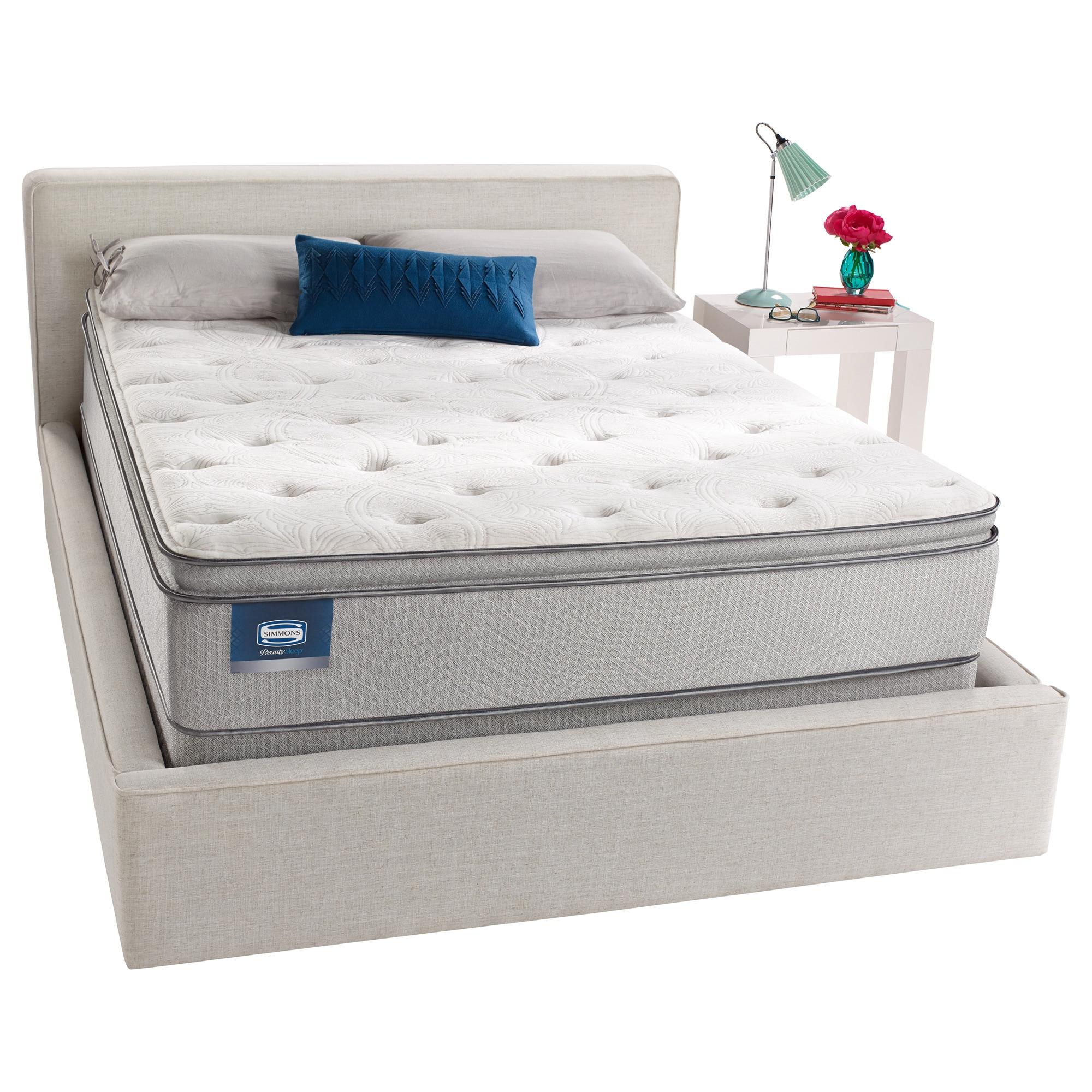 simmons beautysleep titus pillow top full size mattress set