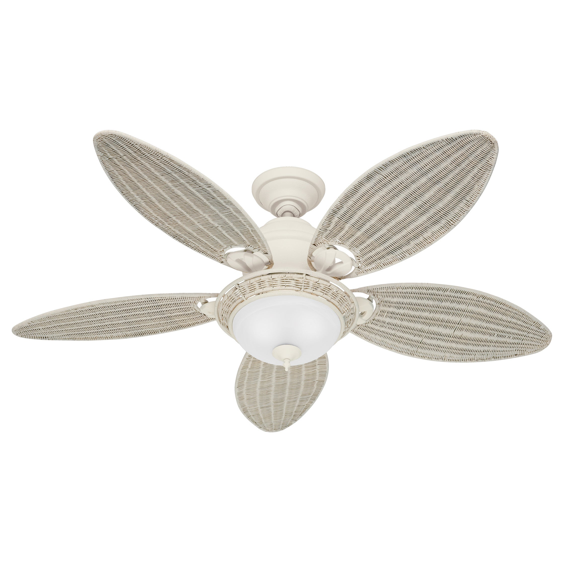 white fans blade rainier amber glass item ceiling magnifying image fan capitol bronze inch hunter and cased finish in shown cfm