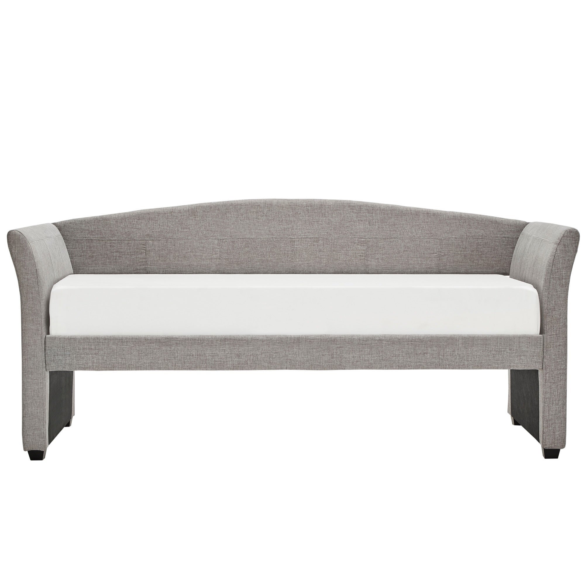Deco Linen Rolled Arm Daybed and Trundle by iNSPIRE Q Bold - Free Shipping  Today - Overstock.com - 15561045