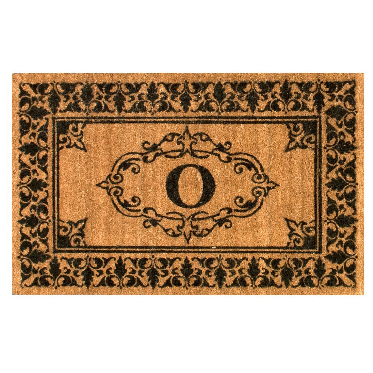 nuLOOM Estate Monogrammed Welcome Door Mat (3' x 6') - Free ...