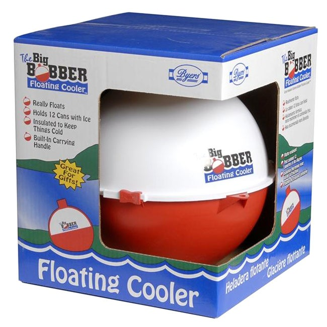 The Big Bobber Floating Cooler Ships To Canada Ca 8232815