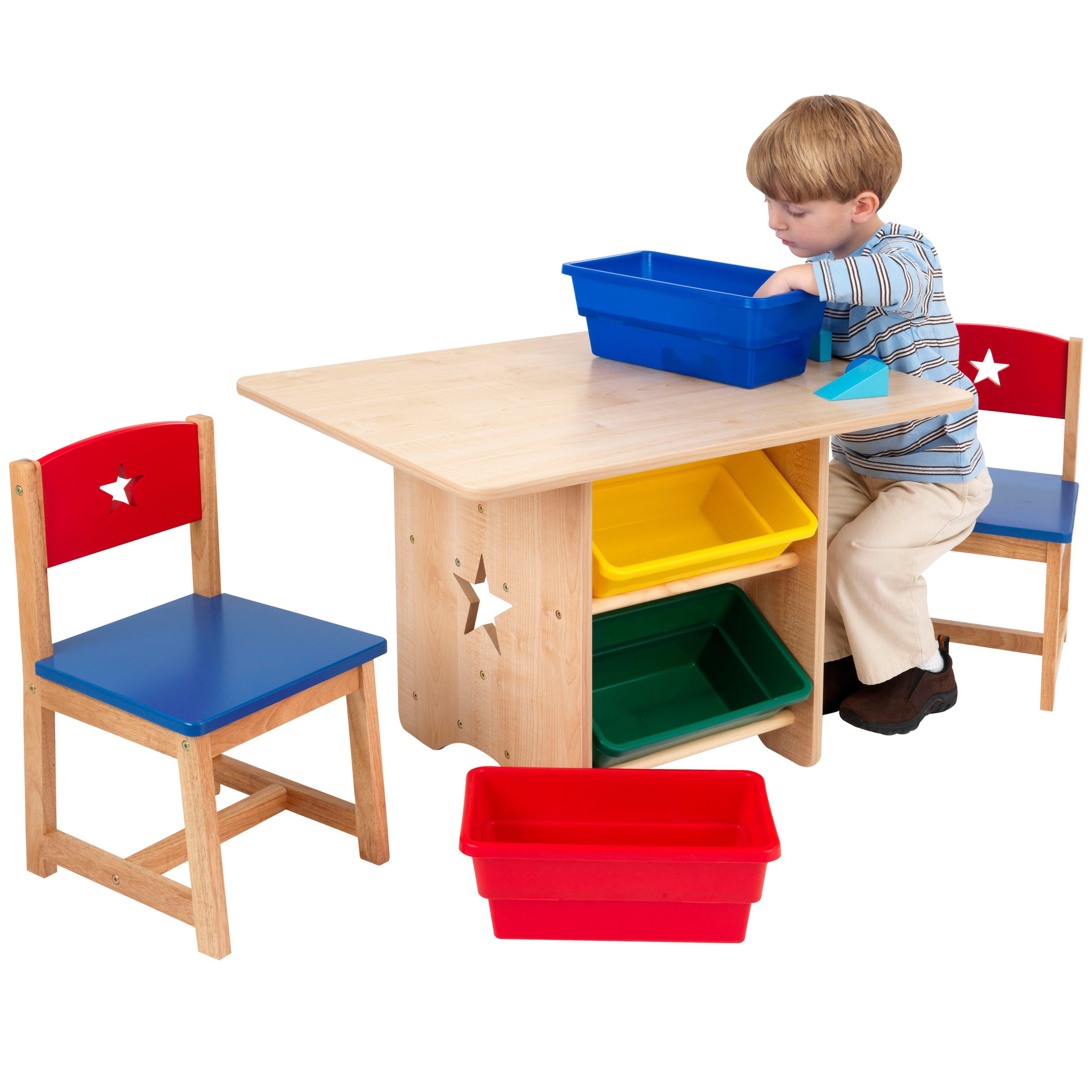 Kidkraft Star Table And Chair Set Ships To Canada 8233178