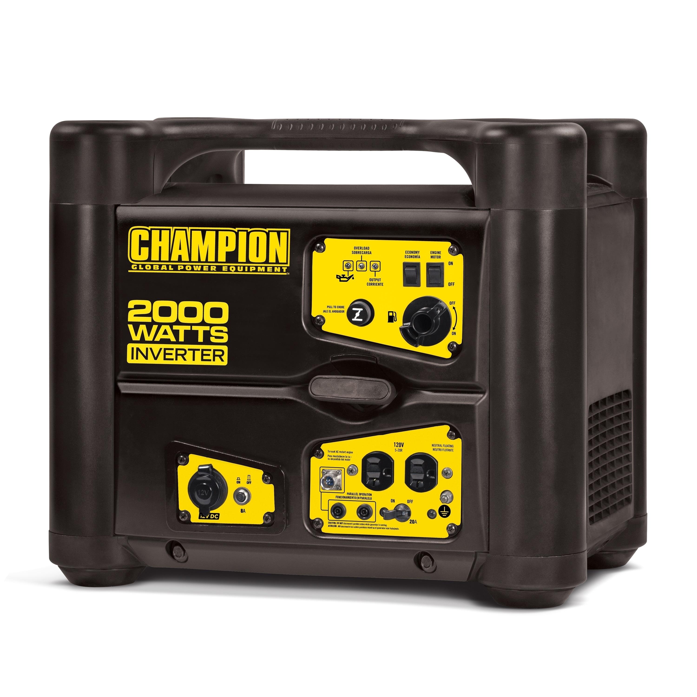 champion generator inverter