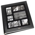 Kleer Vu Frame Collage Leatherette Bookbound 500-photo Memo Page 4 x 6 Album