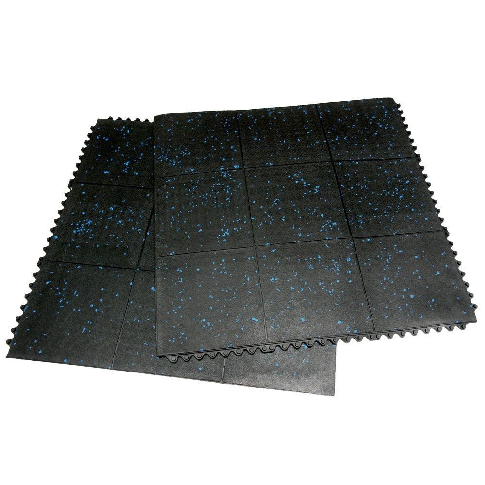 Rubber cal revolution gym tiles interlocking floor tiles 2 pack rubber cal revolution gym tiles interlocking floor tiles 2 pack free shipping today overstock 15567382 dailygadgetfo Images