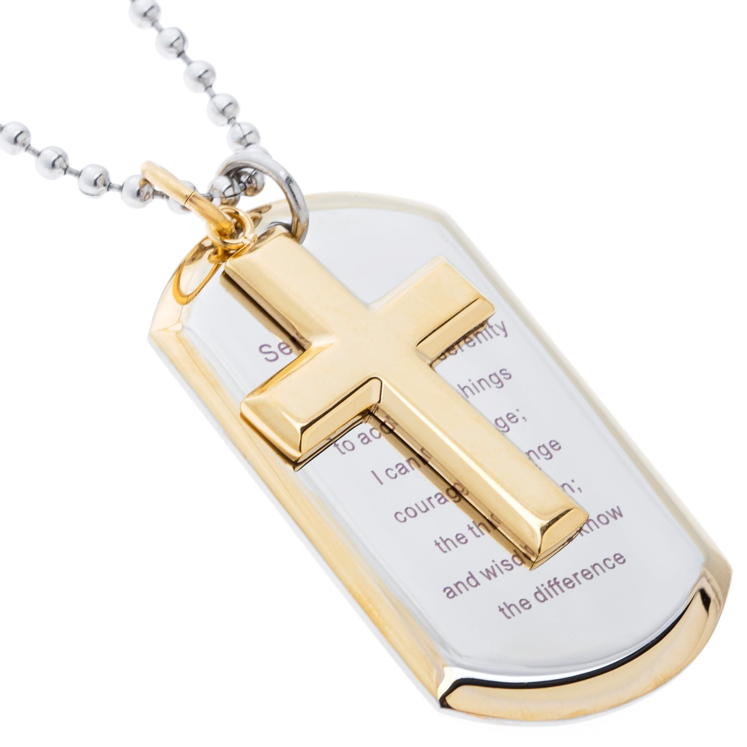 prayer amazon com necklace dog serenity jewelry dp military z tag tags