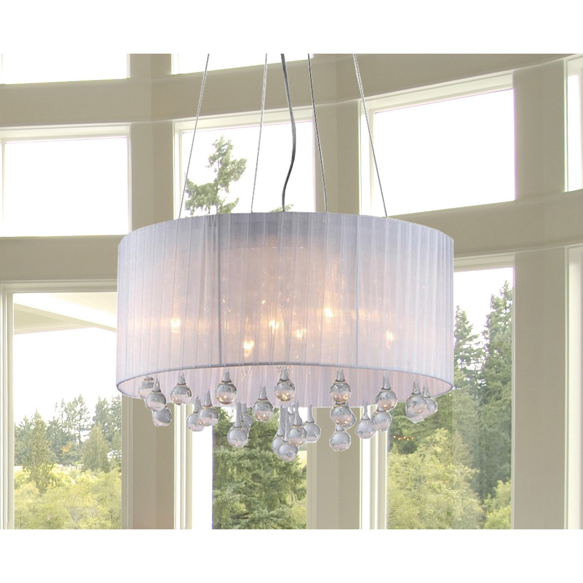 Spherical crystal chandelier free shipping today overstock spherical crystal chandelier free shipping today overstock 15567609 arubaitofo Image collections