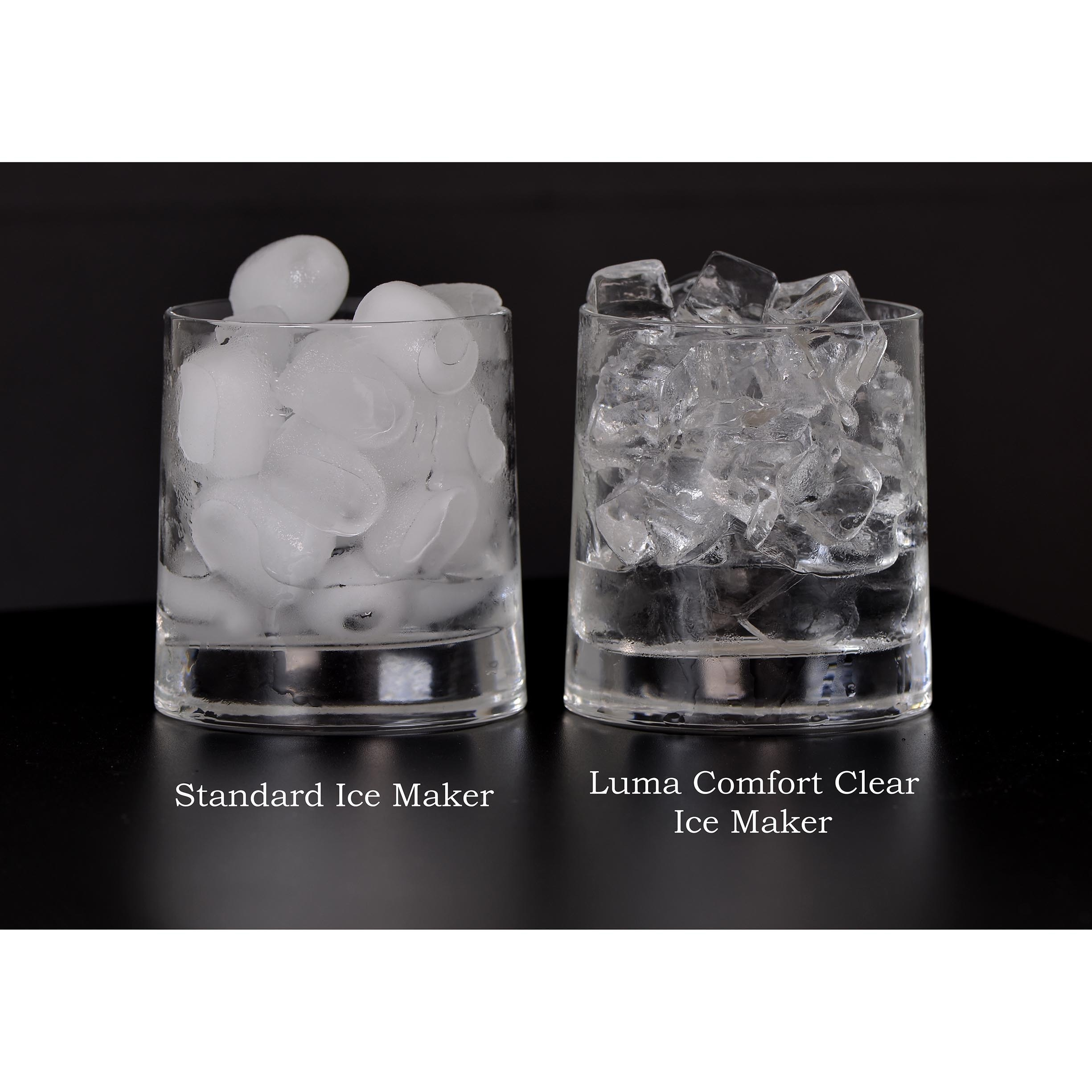 countertops connection steel ice water whynter with maker countertop product imc portable capacity icemaker stainless