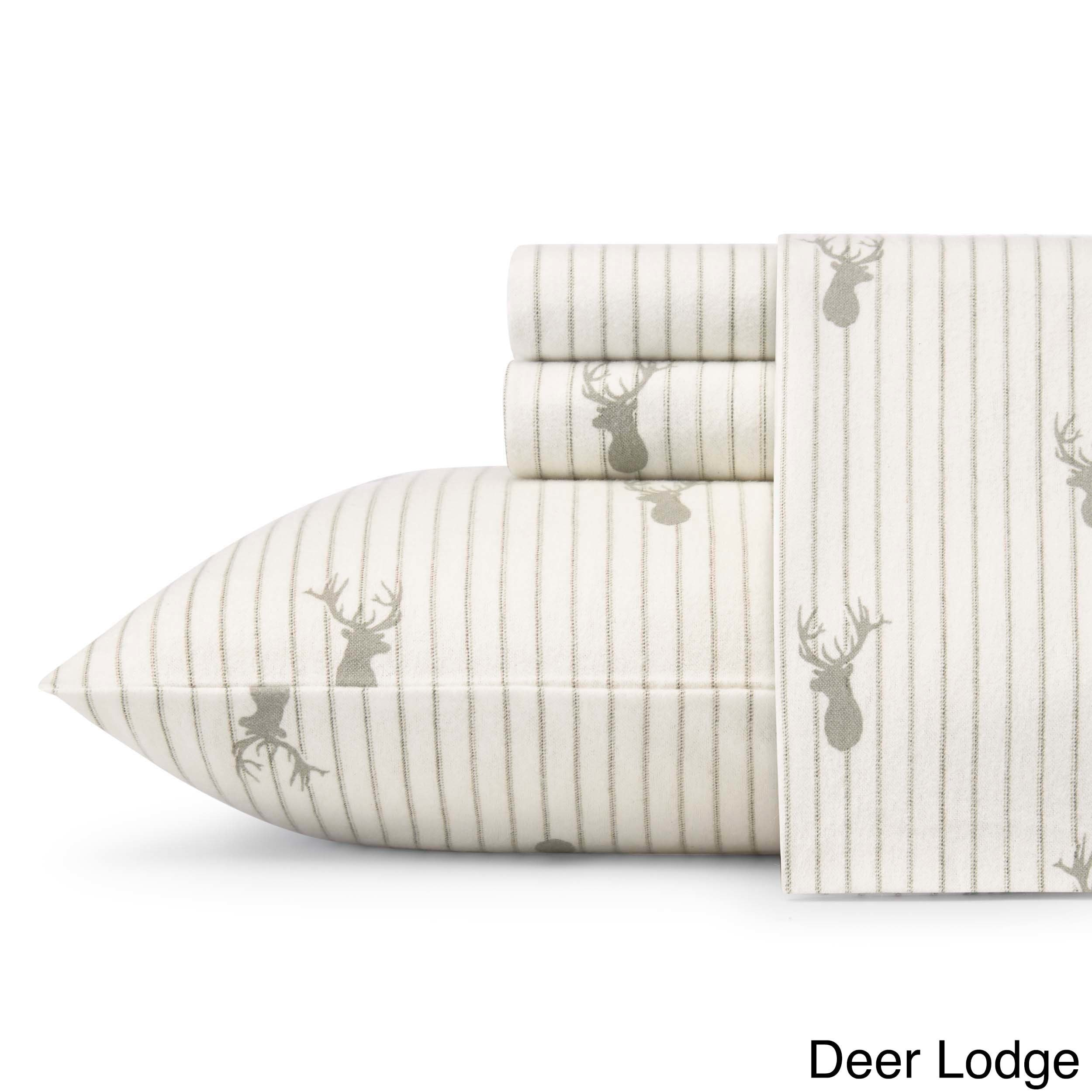 bath bauer overstock flannel cover bed tossed product bedding shipping eddie free snowflake set duvet today