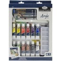 Royal Brush Essentials Art Set-Acrylic Painting