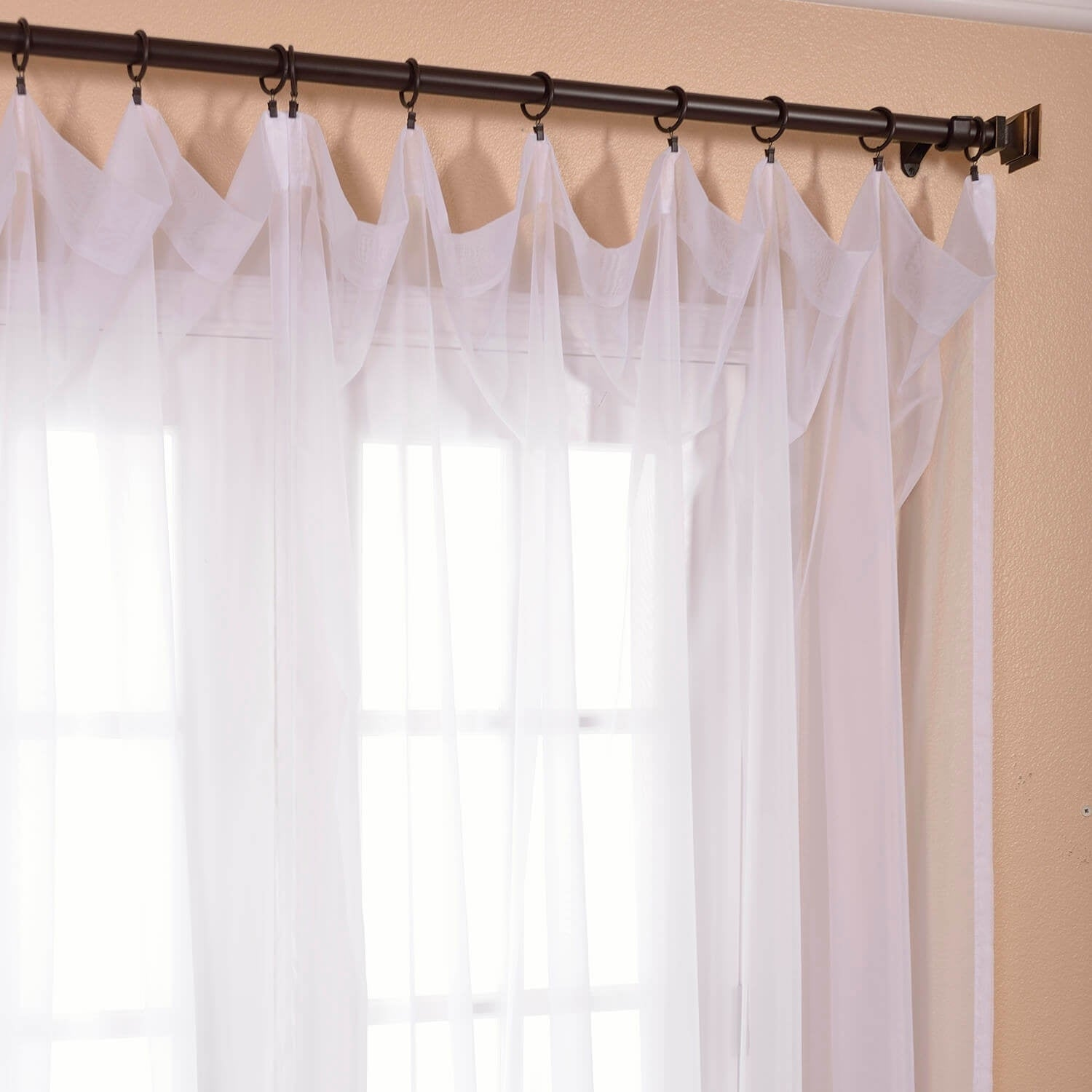 find voile color sheer rod deconovo guides drapes solid and panels for pocket curtain curtains quotations cheap get kids shopping