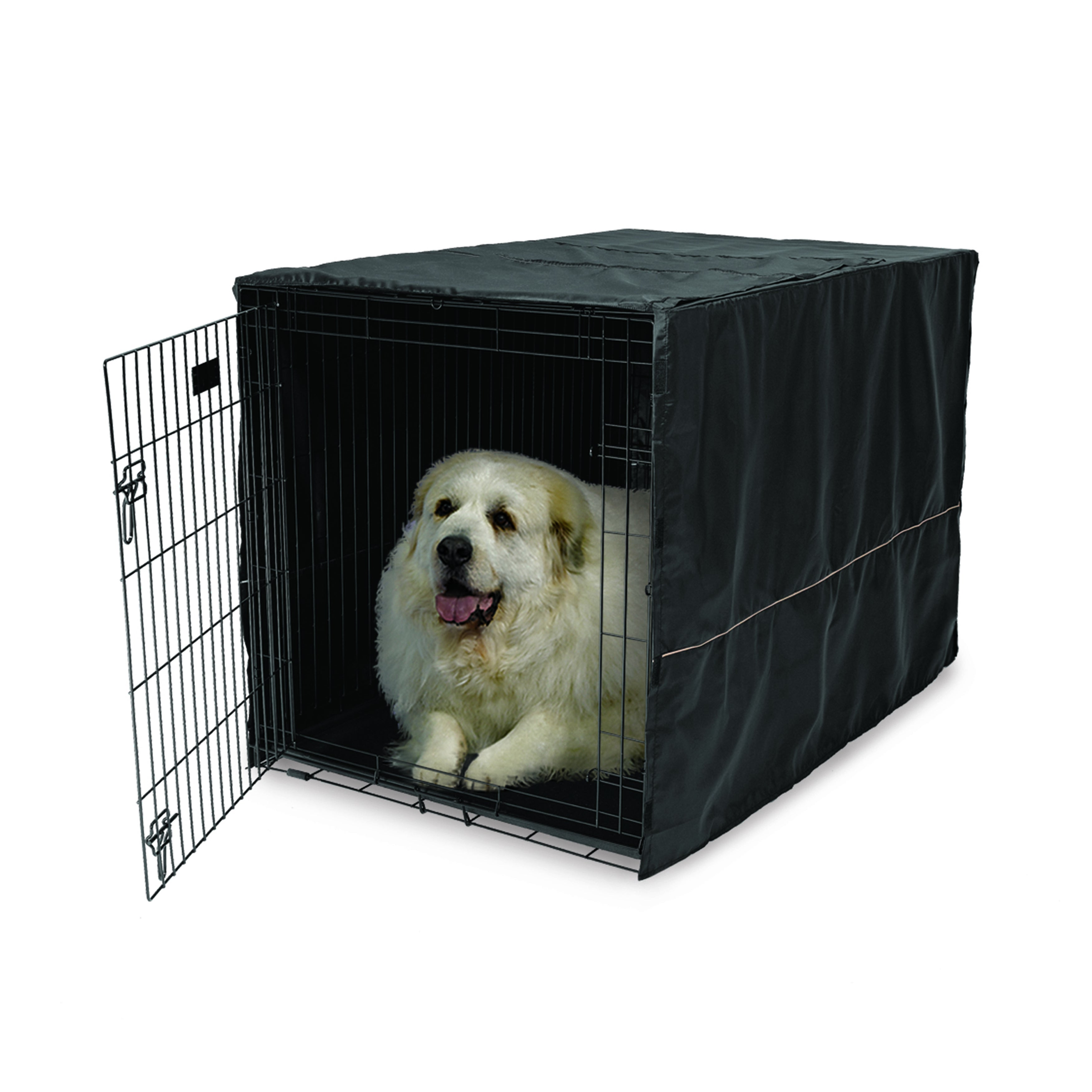 Midwest Quiet Time Black Crate Cover Free Shipping On Orders Over
