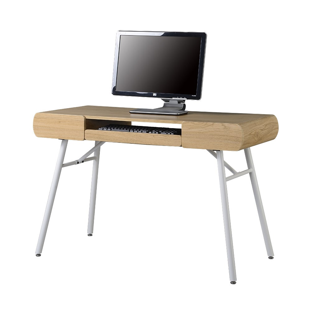 Gentil Shop Modern Design Semi Assembled Computer Desk   Free Shipping Today    Overstock   8290995
