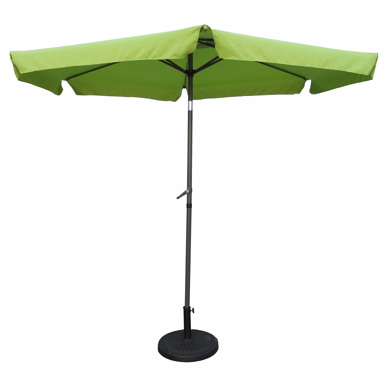 International Caravan St Kitts 9 ft Aluminum Patio Umbrella with