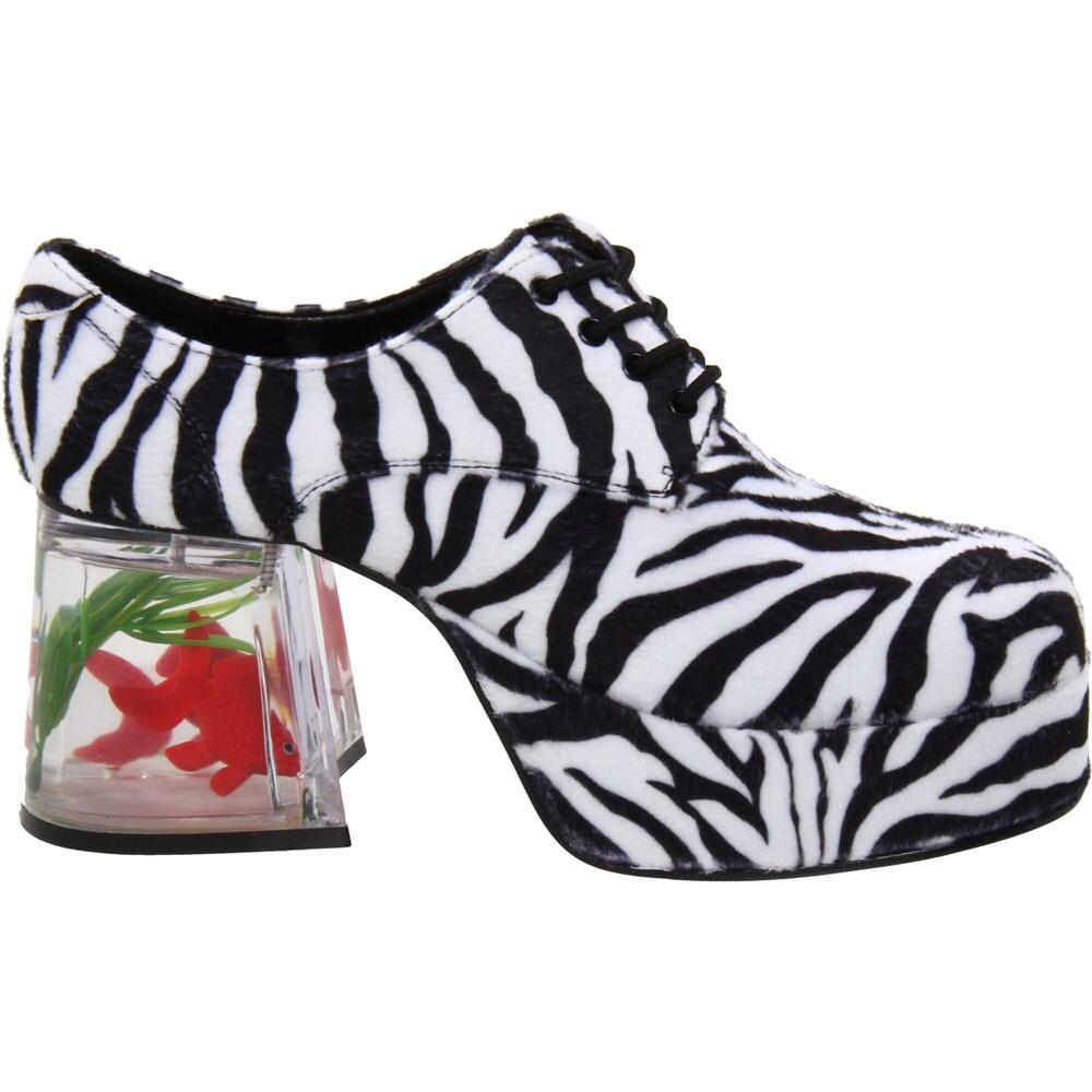 847940faff5 Shop funtasma men pimp floating fish heel oxfords free shipping today  overstock jpg 1000x1000 Pimp heels